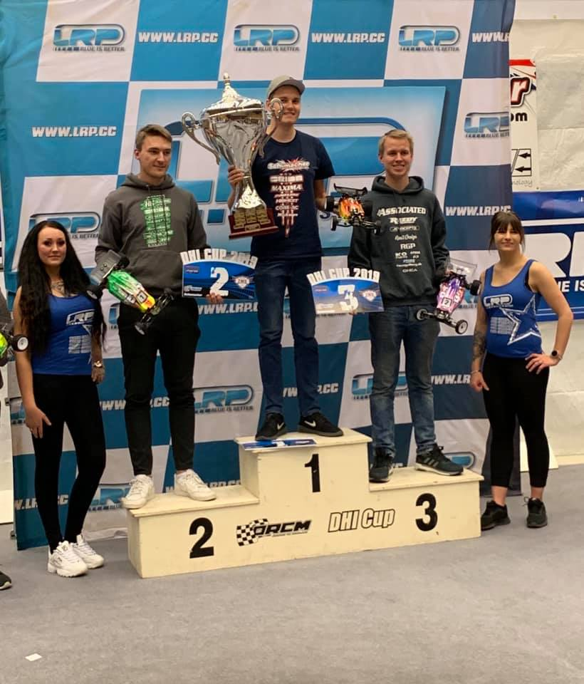NEWS&RACING :: Neumann and Team Orion dominate at 2019 DHI Cup
